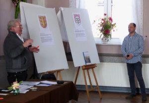 Abb. Abstimmung zum Kommunalwappen Buchholz 2