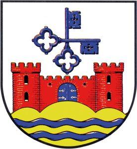 Wappen von Dithmarschen, W.H. Lippert