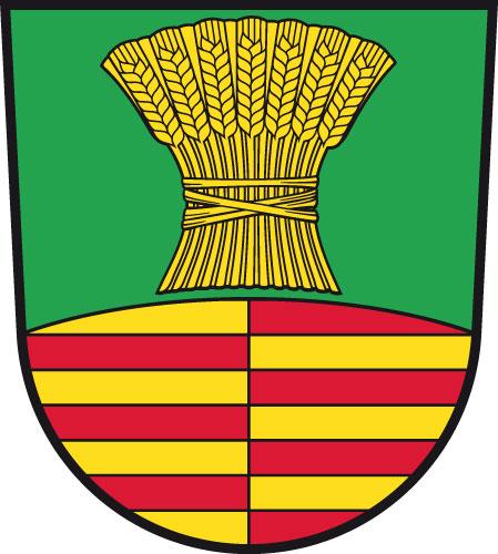 Abb. Ortswappen von Schönefeld