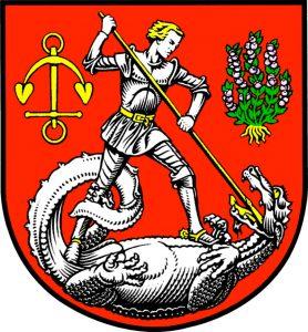 Wappen der Stadt Heide, W.H. Lippert