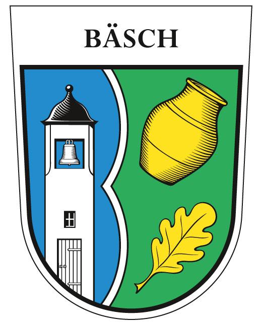 Gemeindewappen von Bäsch