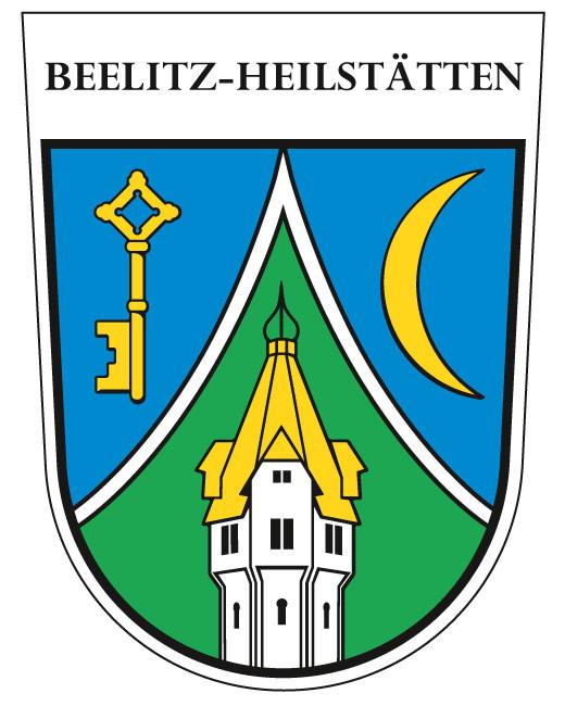 Gemeindewappen von Beelitz-Heilstätten