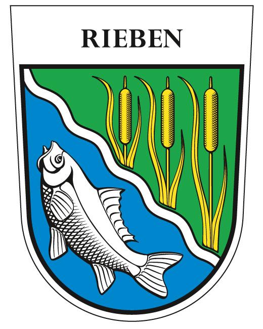 Ortswappen von Rieben