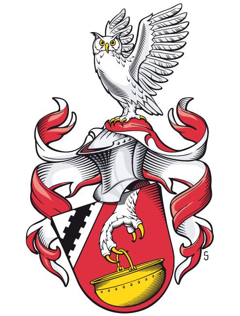 Ein eigenes Familienwappen - Wappen Familie Uhlmann